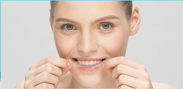 benzi de albire a dintilor